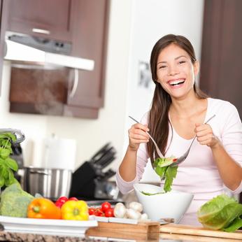 Manger sainement l'atout pour une santé en acier