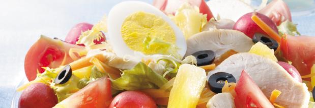 La cafétéria:compatible avec les régimes alimentaires