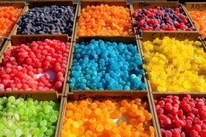 Les additifs alimentaires colorants