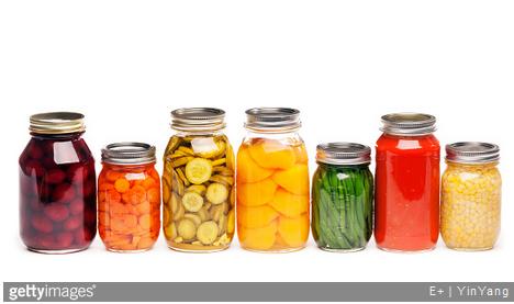 Conserves de légumes : quels sont les avantages sur notre santé ?
